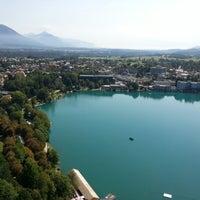 Das Foto wurde bei Burg Bled von Thorsten P. am 8/23/2012 aufgenommen