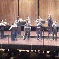 Foto tomada en Teatro Metropolitano por Luis G. el 9/10/2012