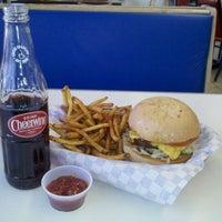 Photo taken at Rocket Burger by Archangela H. on 2/1/2012