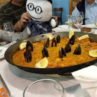 Foto tomada en La Pepica por Pablo S. el 3/19/2012