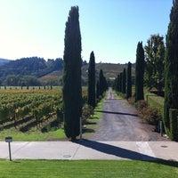ferrari-carano vineyards & winery - healdsburg, ca