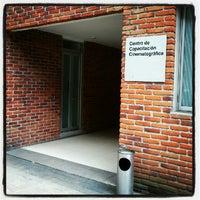 Das Foto wurde bei Centro de Capacitación Cinematográfica, A.C. (CCC) von Chodi O. am 8/19/2012 aufgenommen