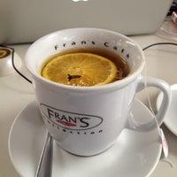 4/21/2012에 Marcio C.님이 Fran's Café에서 찍은 사진