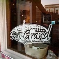 Das Foto wurde bei Pho Grand von Tora M. am 12/31/2011 aufgenommen