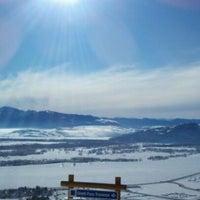 Снимок сделан в Jackson Hole Mountain Resort пользователем Sam 2/5/2012