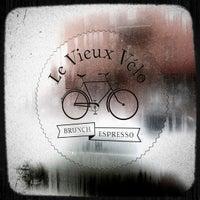 Photo prise au Le Vieux Vélo par Salvation le1/2/2011