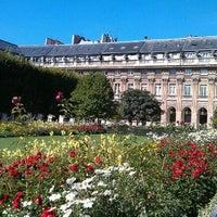 8/20/2011にAndrey U.がJardin du Palais Royalで撮った写真