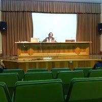 Foto tomada en Facultad de Ciencias Sociales, jurídicas y de la comunicación por Javier H. el 5/23/2012