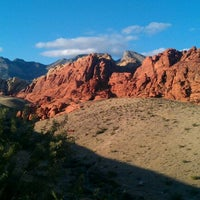 11/7/2011にGiselle N.がRed Rock Canyon National Conservation Areaで撮った写真