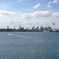 Das Foto wurde bei Castle Island von adam f. am 4/21/2012 aufgenommen