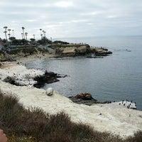 Снимок сделан в La Jolla Shores Beach пользователем Bogdan K. 7/6/2012