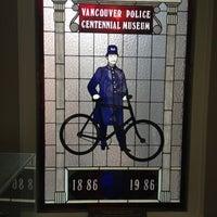 5/29/2012にKaren T.がVancouver Police Museumで撮った写真