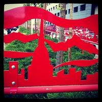 """Foto scattata a Piazza Delpiano da Andrea """"Axell"""" T. il 4/15/2012"""