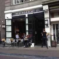 9/5/2012 tarihinde Xavier D.ziyaretçi tarafından Herengracht Restaurant & Bar'de çekilen fotoğraf