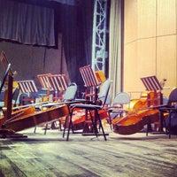 Снимок сделан в Тольяттинская филармония пользователем Eddie E. 7/26/2012