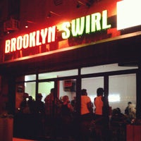 Foto tirada no(a) Brooklyn Swirl por Brooklyn S. em 8/15/2012