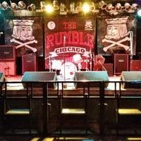 4/28/2012에 Steve T.님이 Bottom Lounge에서 찍은 사진