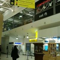 12/28/2011 tarihinde Jing L.ziyaretçi tarafından George Best Belfast City Airport (BHD)'de çekilen fotoğraf