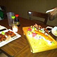 Foto tomada en Cherin Sushi por Patti C. el 7/20/2011