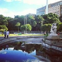 7/10/2012에 Romário d.님이 Praça Mahatma Gandhi에서 찍은 사진