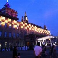 Снимок сделан в Plaza Mayor пользователем Jur R. 1/25/2012