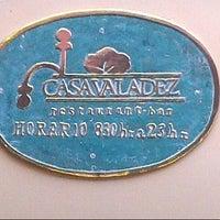 8/5/2012 tarihinde Alfredoziyaretçi tarafından Casa Valadez Anfitrión & Gourmet'de çekilen fotoğraf