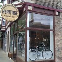 Photo prise au Heritage Bicycles par Todor K. le5/12/2012