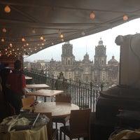Restaurante Terraza Del Gran Hotel De La Ciudad De México