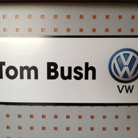 Tom Bush Vw >> Tom Bush Volkswagen Greater Arlington 13 Tips From 295 Visitors
