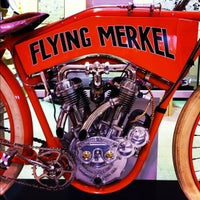 Photo prise au Motorcyclepedia Museum par Marc S. le11/27/2011