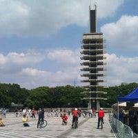6/30/2012にTsuyoshi A.が駒沢オリンピック公園で撮った写真