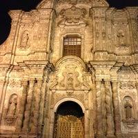 Foto tomada en La Compañía de Jesus por Gá S. el 4/6/2012