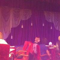Снимок сделан в Театр-кабаре на Коломенской/ The Private Theatre and Cabaret пользователем Ksenia K. 3/30/2012