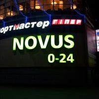 Снимок сделан в NOVUS пользователем Юрий С. 6/13/2012