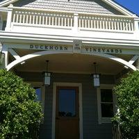 Foto diambil di Duckhorn Vineyards oleh jen s. pada 5/12/2012