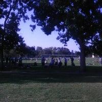 Снимок сделан в Washington Park пользователем Marni V. 8/19/2012