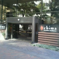 Foto tirada no(a) Chima Brazilian Steakhouse por Serge M. em 10/16/2011