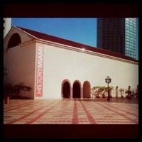 Foto scattata a HistoryMiami da Gendry S. il 2/15/2011