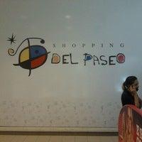 Das Foto wurde bei Shopping Del Paseo von Nilton T. am 12/9/2011 aufgenommen