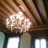 Das Foto wurde bei Park Hotel Villa Giustinian von Felice U. am 10/9/2011 aufgenommen
