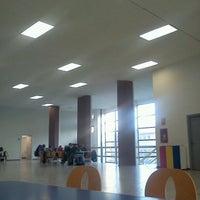 """Foto scattata a Edificio 13 """"Trifoglio"""" (Aule T) da Fiore B. il 11/10/2011"""