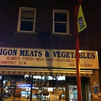 Saigon Meats & Vegetables - Grocery Store in West Centre Town-Little