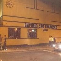 4/6/2012 tarihinde Nati d.ziyaretçi tarafından Empório São Francisco'de çekilen fotoğraf