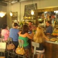 Das Foto wurde bei Sprig Restaurant von Jay B. am 6/23/2012 aufgenommen