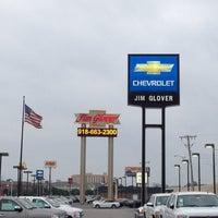 Jim Glover Chevrolet 8130 E Skelly Dr