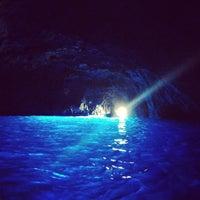 Foto scattata a Grotta Azzurra da Ekaterina K. il 6/11/2012