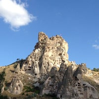 8/20/2012 tarihinde Ayse Nur G.ziyaretçi tarafından Uçhisar Kalesi'de çekilen fotoğraf