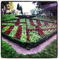 รูปภาพถ่ายที่ Jardins de Joan Brossa โดย Lluis G. เมื่อ 5/28/2012