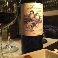 รูปภาพถ่ายที่ Osteria Brunello โดย Dan L. เมื่อ 3/16/2012