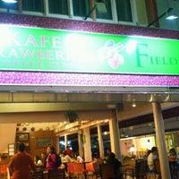 Снимок сделан в Strawberry Fields Cafe пользователем Ayum L. 7/11/2012